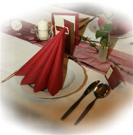 Tischdeko Beispiel