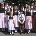 """D'Paartaler beim """"Bayerischen Löwen"""""""
